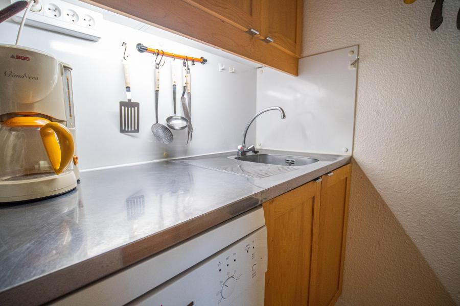 Vacances en montagne Appartement 2 pièces 6 personnes (029) - Résidence les Teppes - Valmorel - Kitchenette