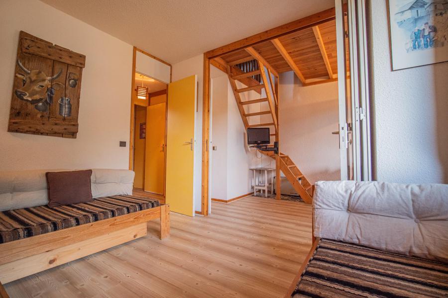 Vacances en montagne Appartement 2 pièces 6 personnes (029) - Résidence les Teppes - Valmorel - Séjour