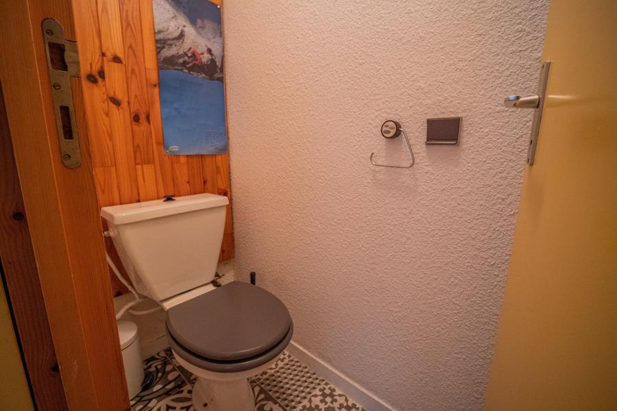 Vacances en montagne Appartement 2 pièces 6 personnes (029) - Résidence les Teppes - Valmorel - Wc séparé