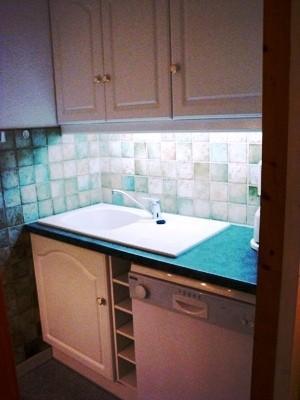 Vacances en montagne Studio 4 personnes (024) - Résidence les Teppes - Valmorel - Lave-vaisselle