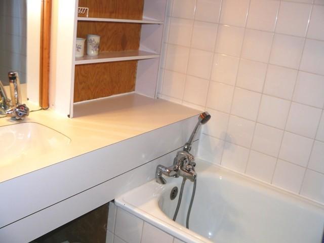 Vacances en montagne Studio divisible 4 personnes (037) - Résidence les Teppes - Valmorel - Salle de bains