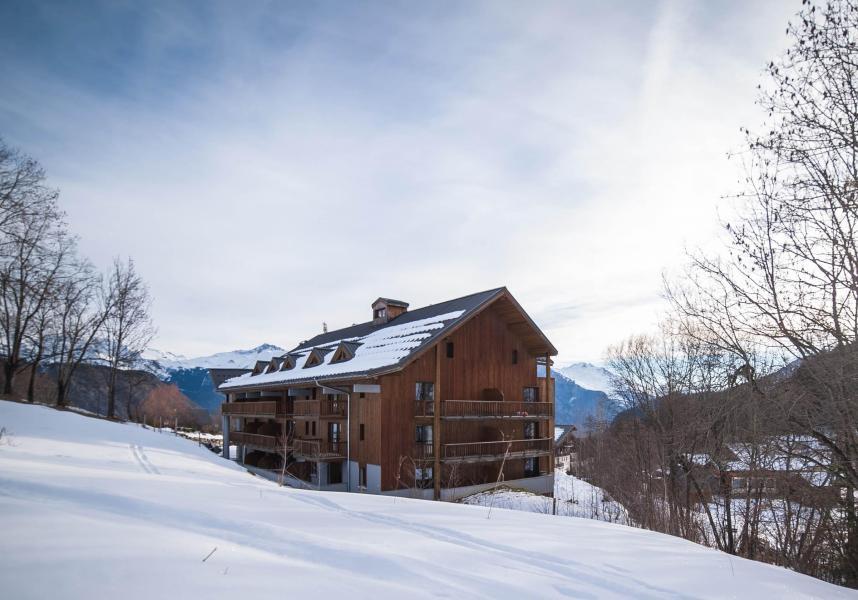 Vacances en montagne Résidence les Terrasses de la Toussuire - Les Bottières