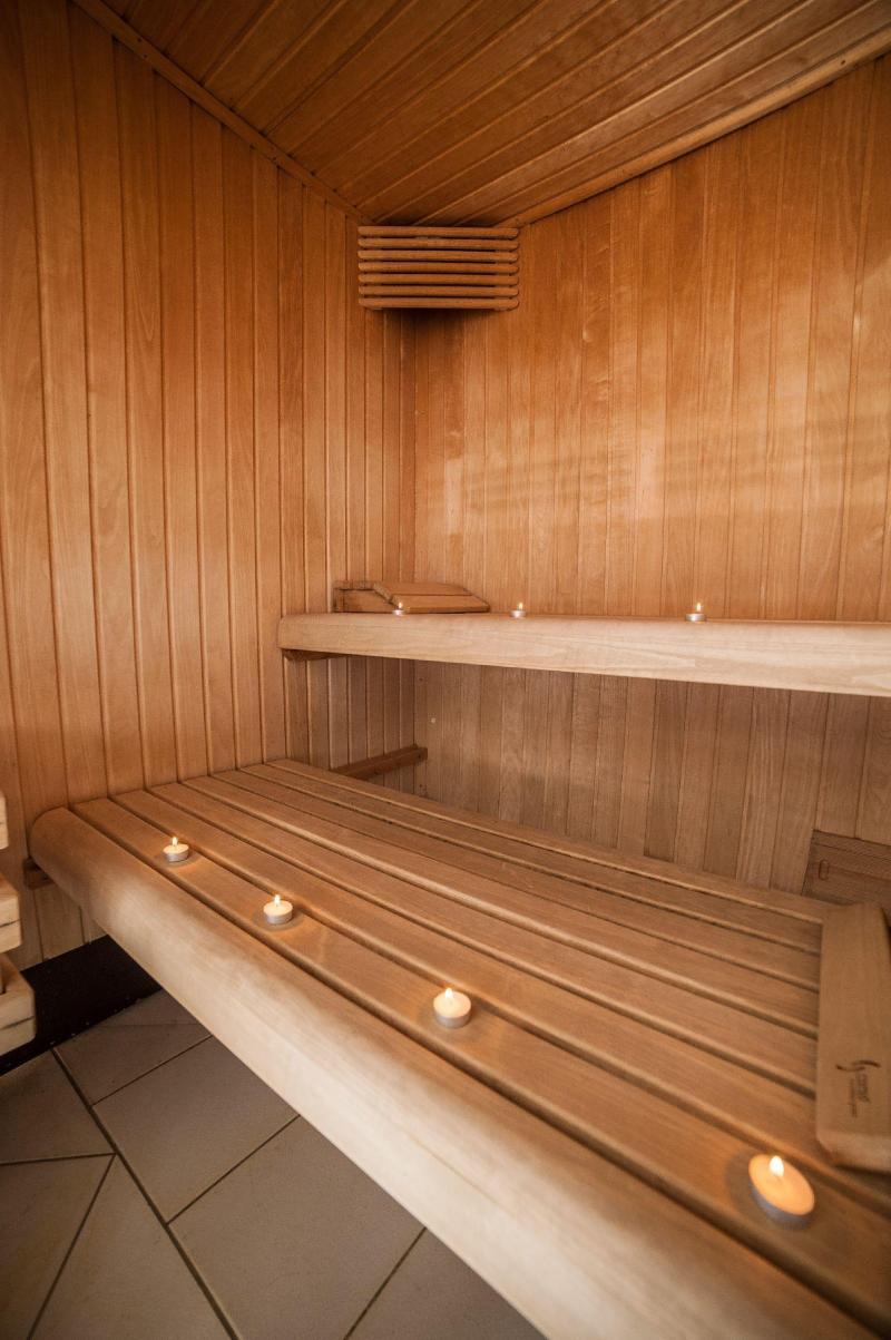 Vacances en montagne Résidence les Terrasses de la Toussuire - Les Bottières - Sauna