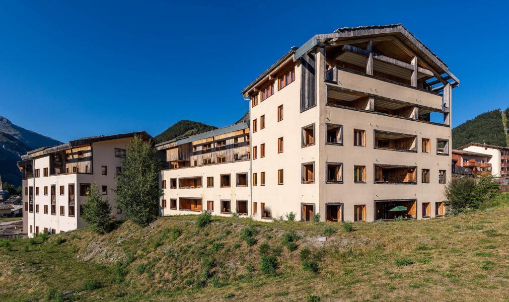 Location au ski Résidence les Terrasses de Termignon - Termignon-la-Vanoise - Extérieur été