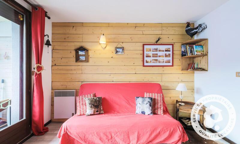 Wakacje w górach Studio 5 osób (Confort 25m²) - Résidence les Terrasses du Dévoluy - Maeva Home - La Joue du Loup - Na zewnątrz latem