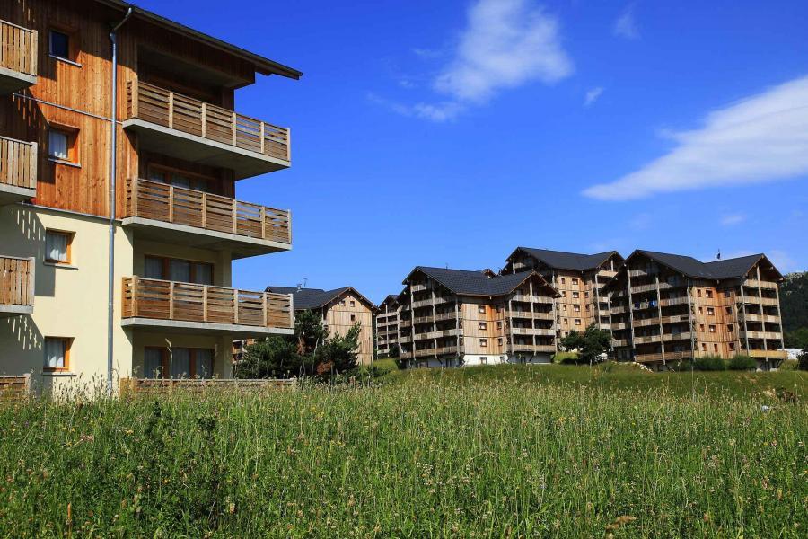 Vacaciones en montaña Apartamento 2 piezas para 4 personas (TB15) - Résidence les Toits du Dévoluy - Superdévoluy
