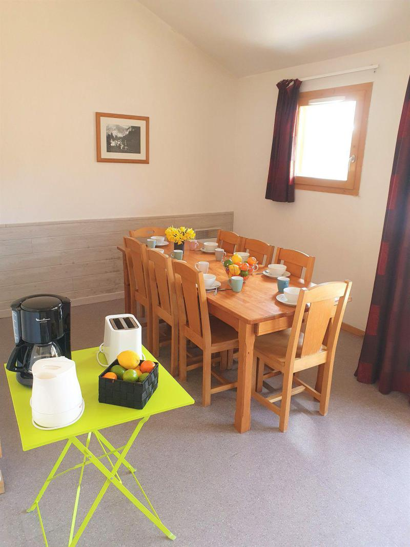 Vacaciones en montaña Apartamento 3 piezas cabina para 8 personas (TA60) - Résidence les Toits du Dévoluy - Superdévoluy - Plano