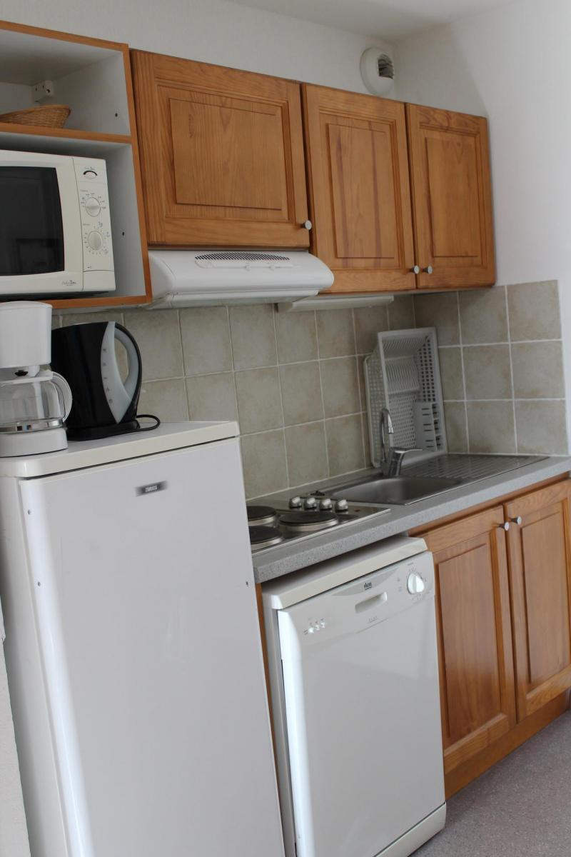 Vacaciones en montaña Apartamento 2 piezas para 4 personas (TC12) - Résidence les Toits du Dévoluy - Superdévoluy