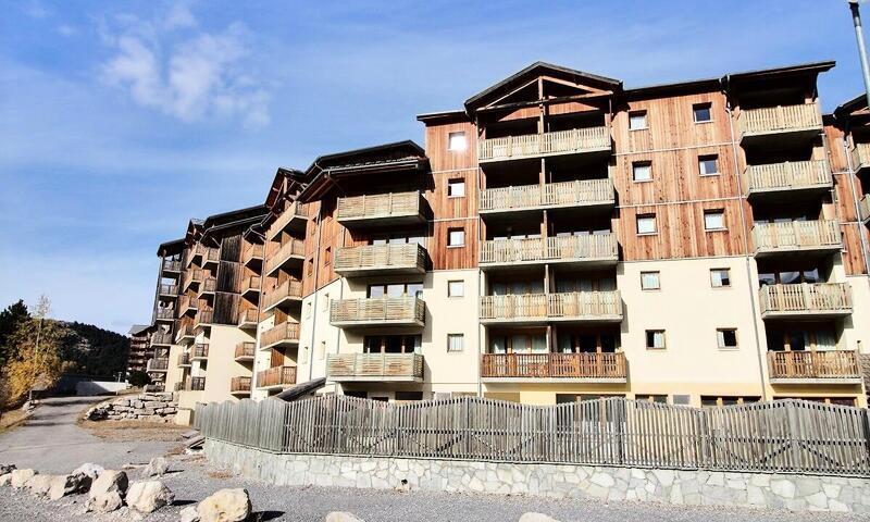 Vacances en montagne Résidence les Toits du Dévoluy - Maeva Home - Superdévoluy - Extérieur été