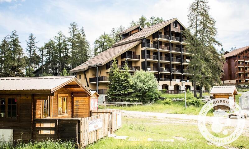 Vacances en montagne Résidence les Trois Soleils - Maeva Home - La Joue du Loup - Extérieur été