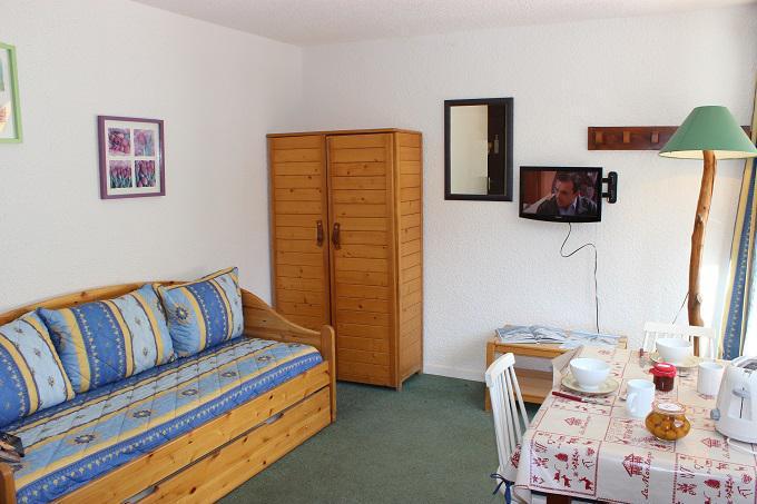 Vakantie in de bergen Studio 2 personen (901) - Résidence les Trois Vallées - Val Thorens