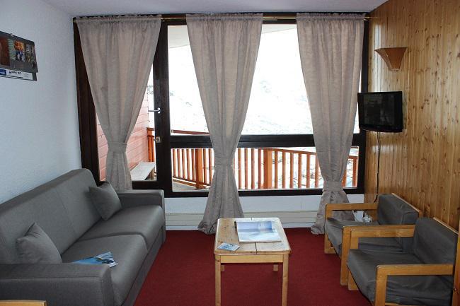 Vakantie in de bergen Appartement 2 kamers 4 personen (908) - Résidence les Trois Vallées - Val Thorens