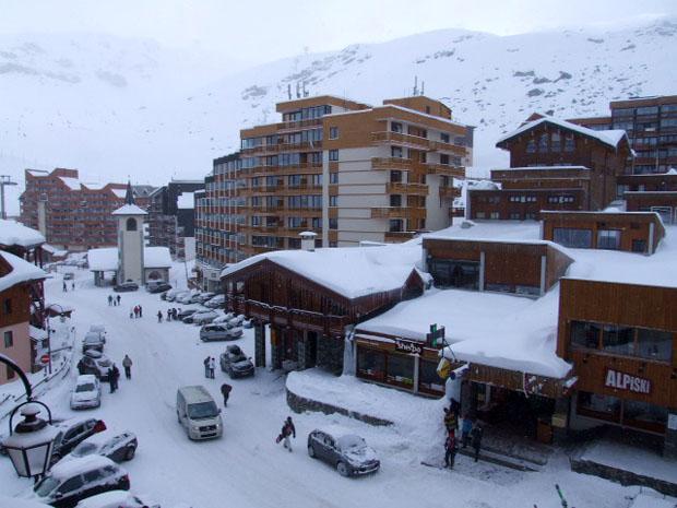 Vacances en montagne Studio 3 personnes (524) - Résidence les Trois Vallées - Val Thorens
