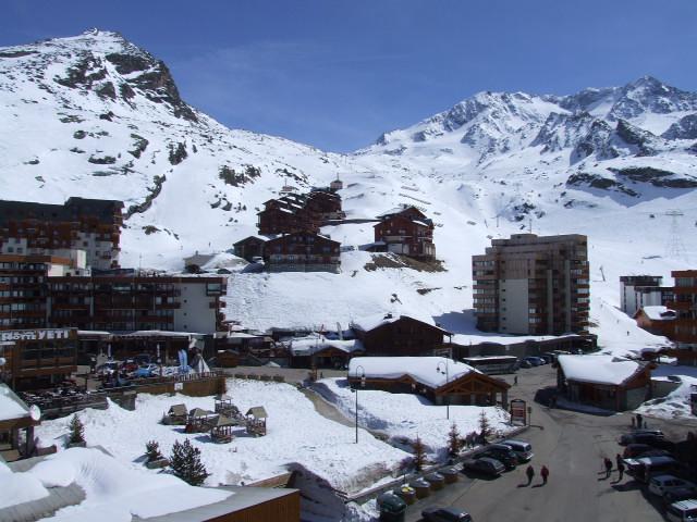Vacances en montagne Studio 2 personnes (901) - Résidence les Trois Vallées - Val Thorens