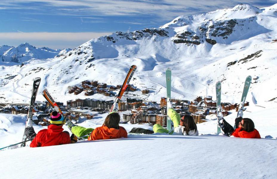 Vacances en montagne Résidence les Trois Vallées - Val Thorens