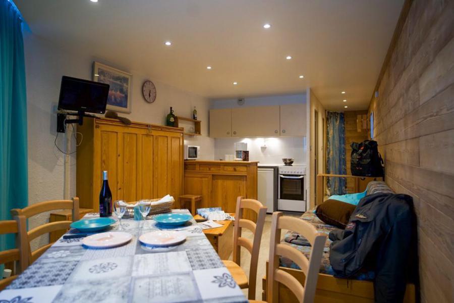 Vacances en montagne Studio cabine 4 personnes (810) - Résidence les Trois Vallées - Val Thorens