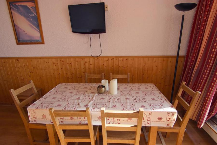 Vakantie in de bergen Appartement 2 kabine kamers 6 personen (905) - Résidence les Trois Vallées - Val Thorens - Woonkamer