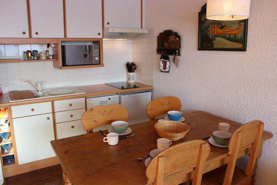 Vakantie in de bergen Appartement 2 kamers 4 personen (609) - Résidence les Trois Vallées - Val Thorens - Keukenblok