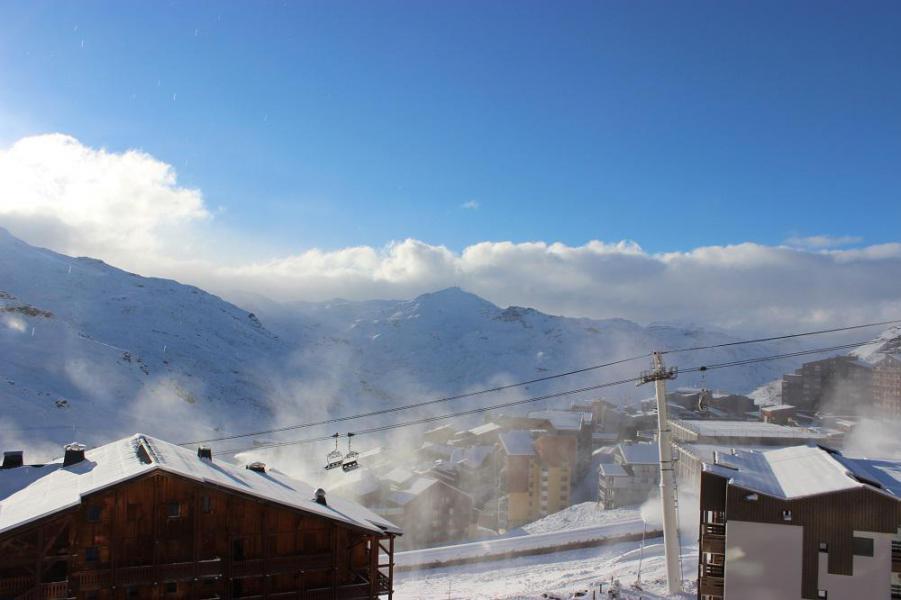 Vacances en montagne Appartement 2 pièces 4 personnes (609) - Résidence les Trois Vallées - Val Thorens - Canapé