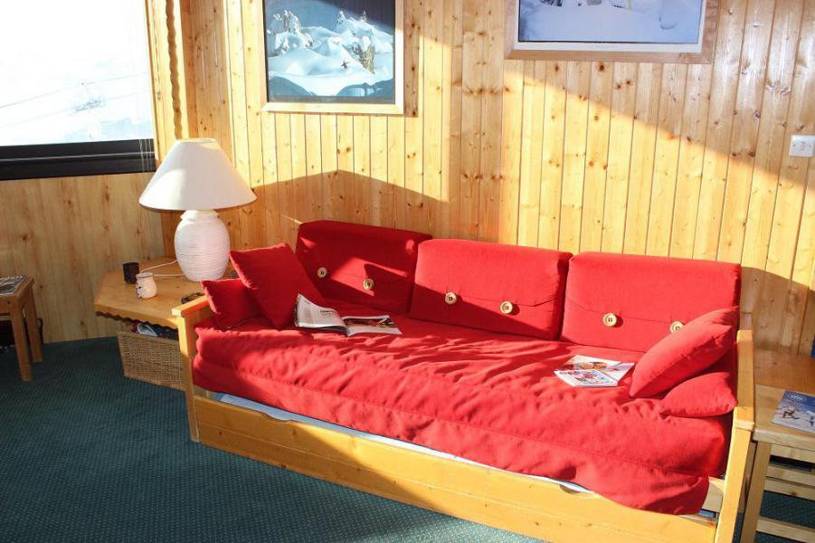 Vacances en montagne Appartement 2 pièces 4 personnes (609) - Résidence les Trois Vallées - Val Thorens - Lit double