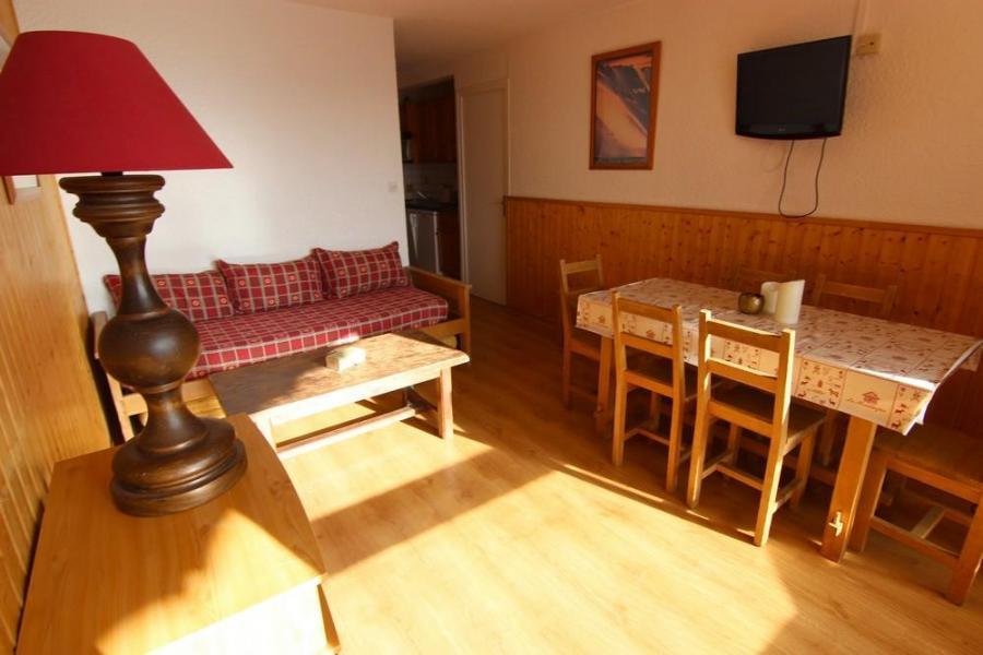 Vacances en montagne Appartement 2 pièces cabine 6 personnes (905) - Résidence les Trois Vallées - Val Thorens - Canapé