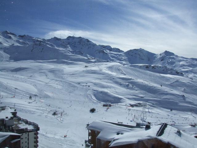 Vacances en montagne Appartement 3 pièces 5 personnes (805) - Résidence les Trois Vallées - Val Thorens - Lit double