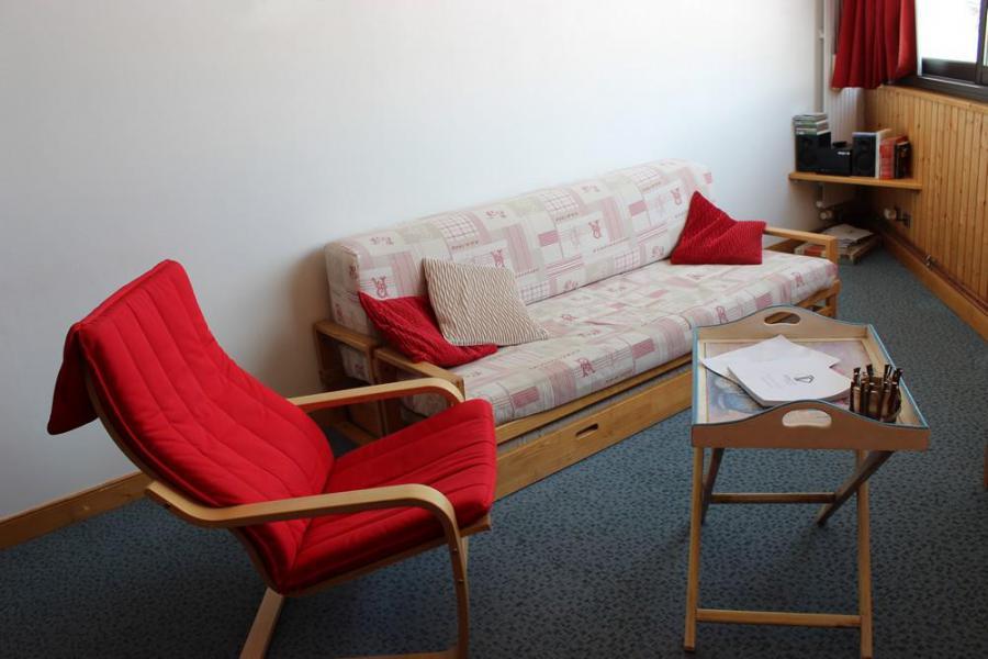 Vacances en montagne Appartement 3 pièces cabine 6 personnes (703) - Résidence les Trois Vallées - Val Thorens - Canapé