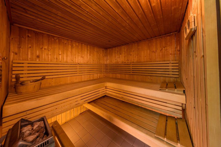 Vacances en montagne Résidence les Trois Vallées - Saint Lary Soulan - Sauna