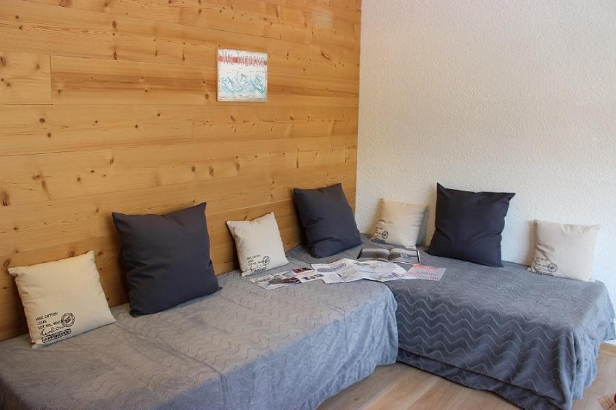 Vacances en montagne Studio 2 personnes (402) - Résidence les Trois Vallées - Val Thorens - Canapé