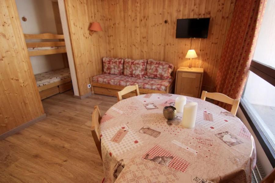 Vacances en montagne Studio 3 personnes (802) - Résidence les Trois Vallées - Val Thorens - Table
