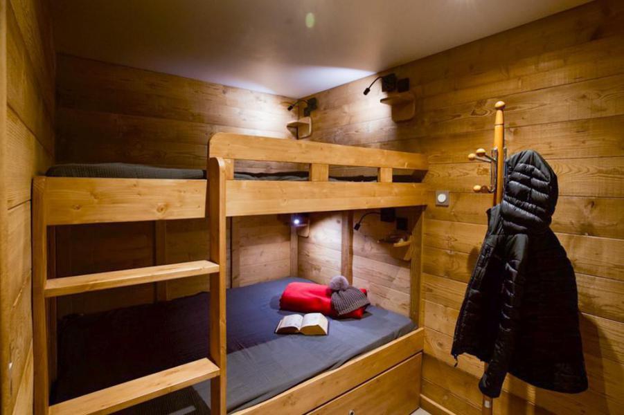 Vacances en montagne Studio cabine 4 personnes (810) - Résidence les Trois Vallées - Val Thorens - Table