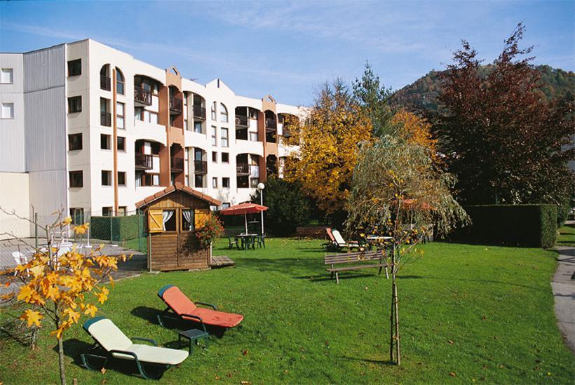 Location au ski Résidence les Vallées - La Bresse - Extérieur été