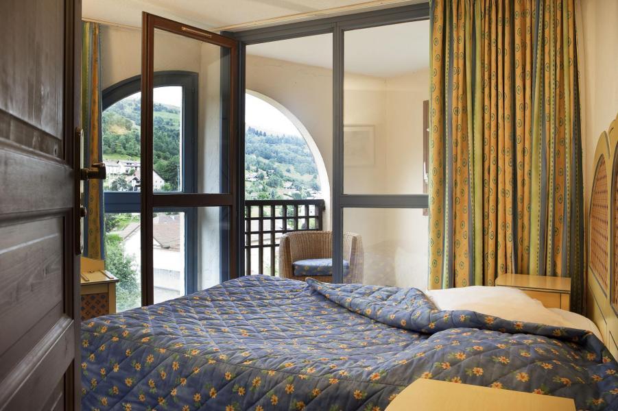 Vakantie in de bergen Résidence les Vallées - La Bresse - Kamer