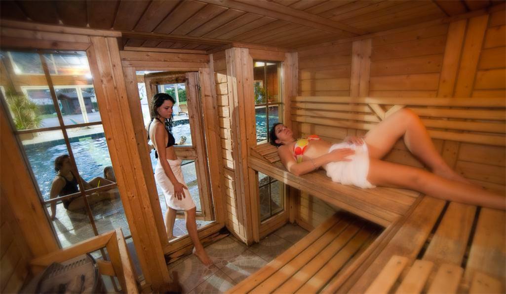 Vacances en montagne Résidence les Vallées - La Bresse - Sauna