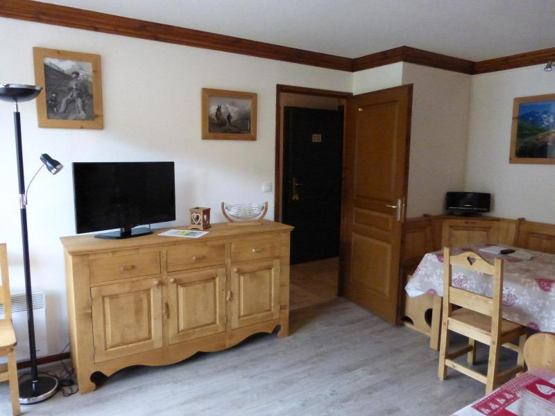 Holiday in mountain resort 3 room apartment 6 people (D12) - Résidence les Valmonts - Valloire