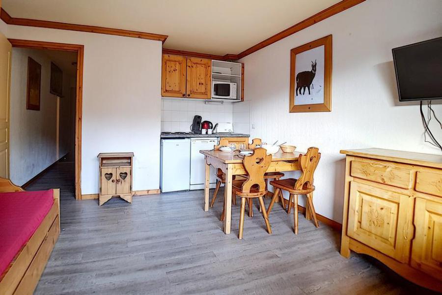 Vacaciones en montaña Apartamento 2 piezas para 4 personas (VM0013) - Résidence les Valmonts B - Les Menuires - Ducha