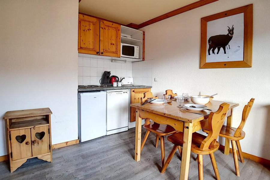 Vacaciones en montaña Apartamento 2 piezas para 4 personas (VM0013) - Résidence les Valmonts B - Les Menuires - Kitchenette
