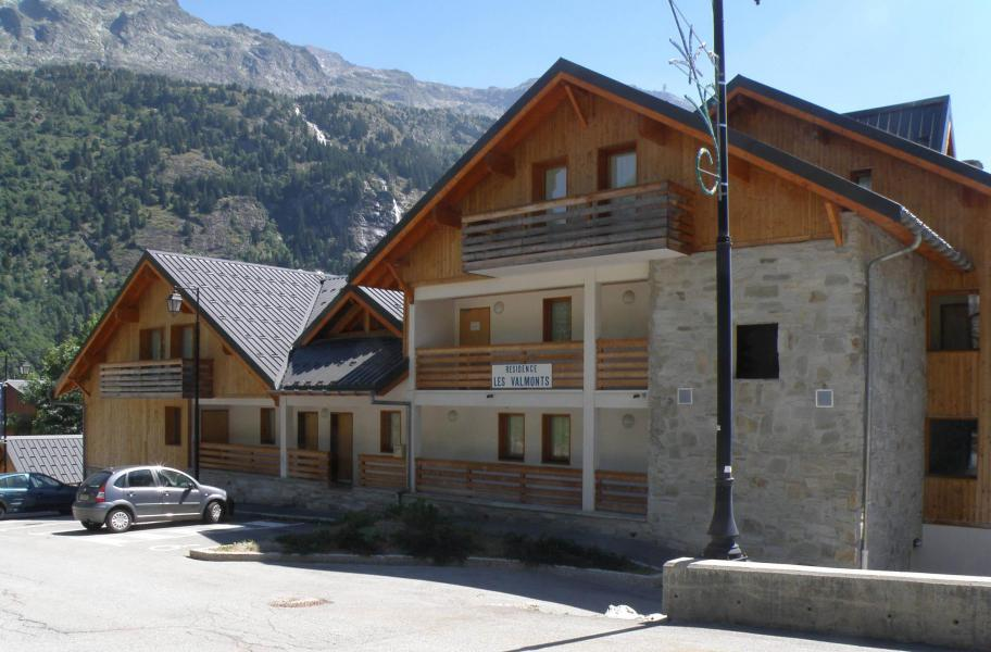 Holiday in mountain resort 2 room apartment 4 people - Résidence les Valmonts de Vaujany - Vaujany - Summer outside
