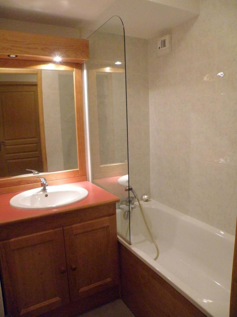 Urlaub in den Bergen Résidence les Valmonts de Vaujany - Vaujany - Badezimmer