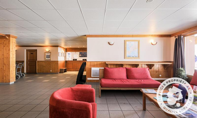 Аренда на лыжном курорте Résidence les Valmonts - Maeva Home - Les Menuires - летом под открытым небом