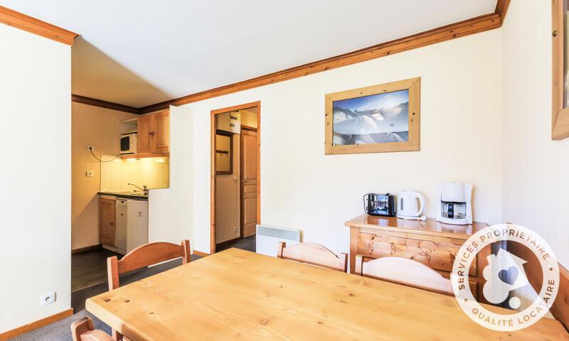 Аренда на лыжном курорте Апартаменты 3 комнат 6 чел. (Sélection 45m²-4) - Résidence les Valmonts - Maeva Home - Les Menuires - летом под открытым небом