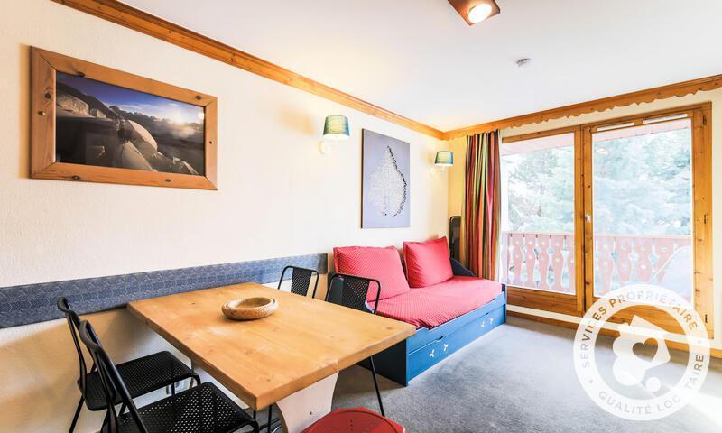 Wakacje w górach Apartament 3 pokojowy 6 osób (Sélection 45m²-2) - Résidence les Valmonts - Maeva Home - Les Menuires - Na zewnątrz latem