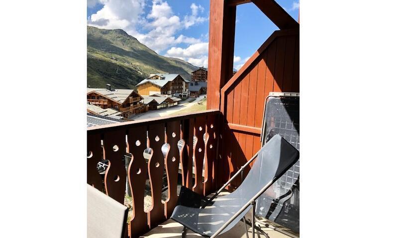 Wakacje w górach Apartament 2 pokojowy 4 osób (Sélection 25m²-5) - Résidence les Valmonts - Maeva Home - Les Menuires - Na zewnątrz latem