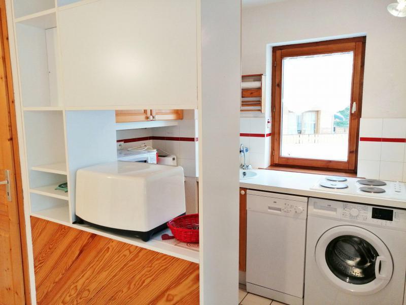 Vacaciones en montaña Apartamento 3 piezas para 6 personas (A01) - Résidence les Verdets - Morillon - Cocina
