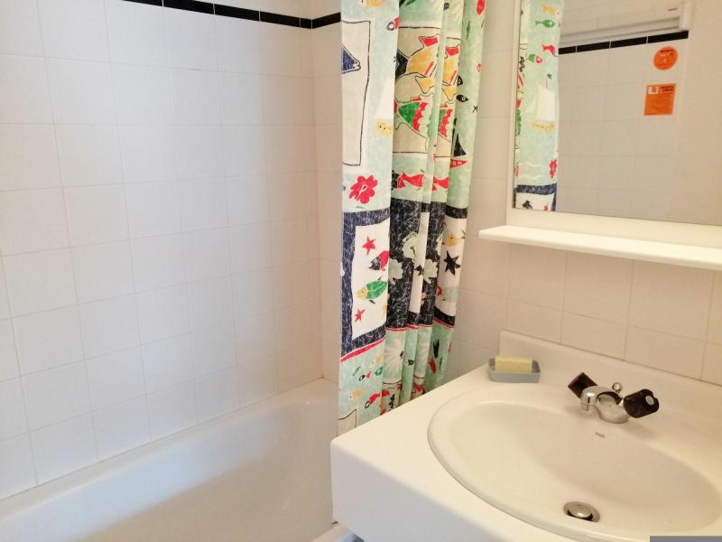 Vacaciones en montaña Apartamento 3 piezas para 6 personas (A01) - Résidence les Verdets - Morillon - Cuarto de baño