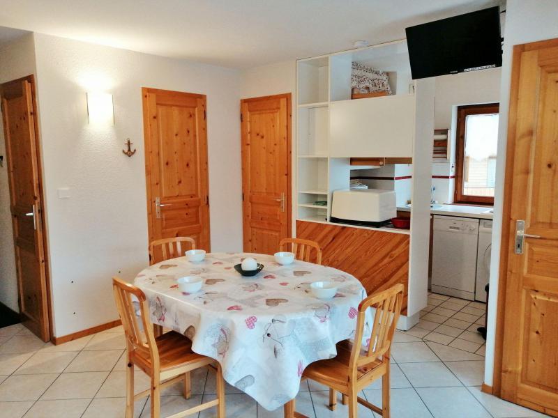 Vacaciones en montaña Apartamento 3 piezas para 6 personas (A01) - Résidence les Verdets - Morillon - Kitchenette
