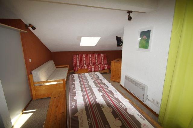 Vacaciones en montaña Apartamento cabina 2 piezas para 7 personas (9) - Résidence les Vernettes - Les 2 Alpes