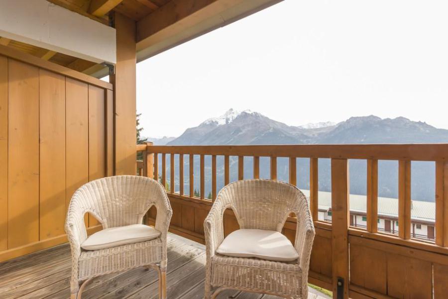 Vakantie in de bergen Studio bergnis 4 personen (23) - Résidence les Vertes Années - La Rosière