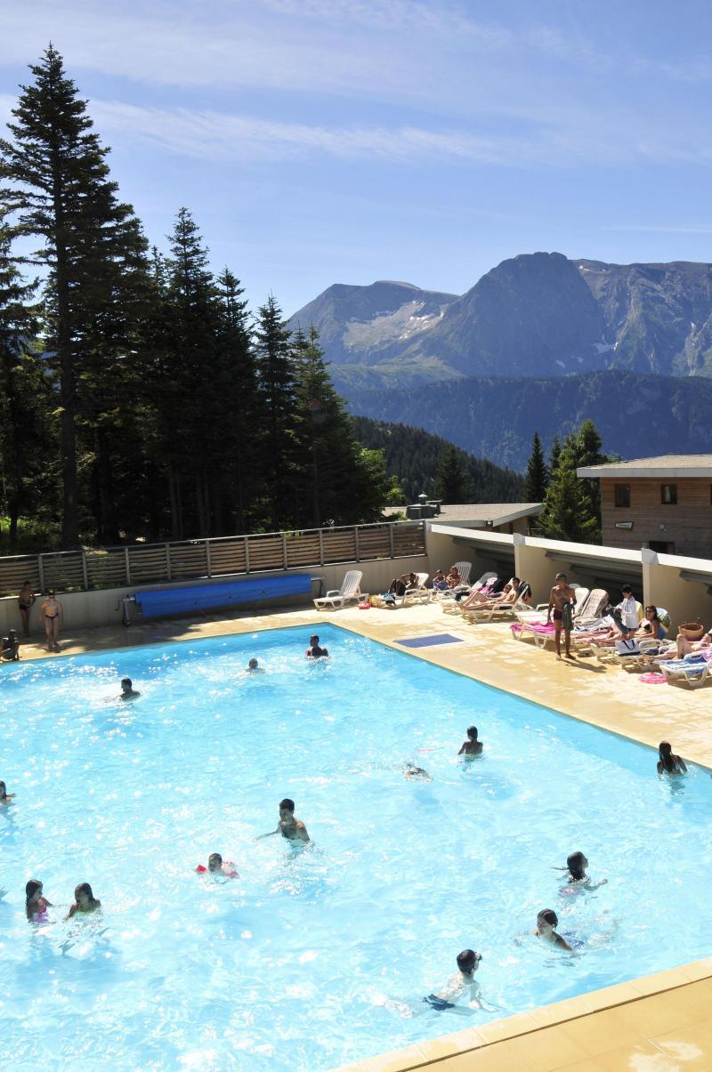Location au ski Résidence les Villages du Bachat - Chamrousse - Extérieur été