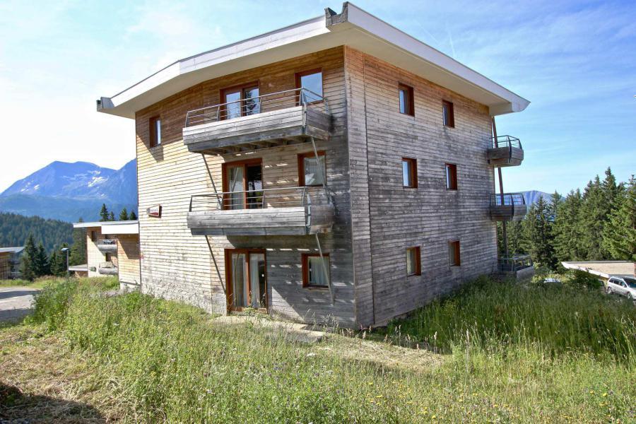 Vacances en montagne Appartement 3 pièces 6 personnes (01) - Résidence les Villages du Bachat Droseras - Chamrousse - Extérieur été